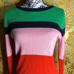 1901 Ribbed Sweater